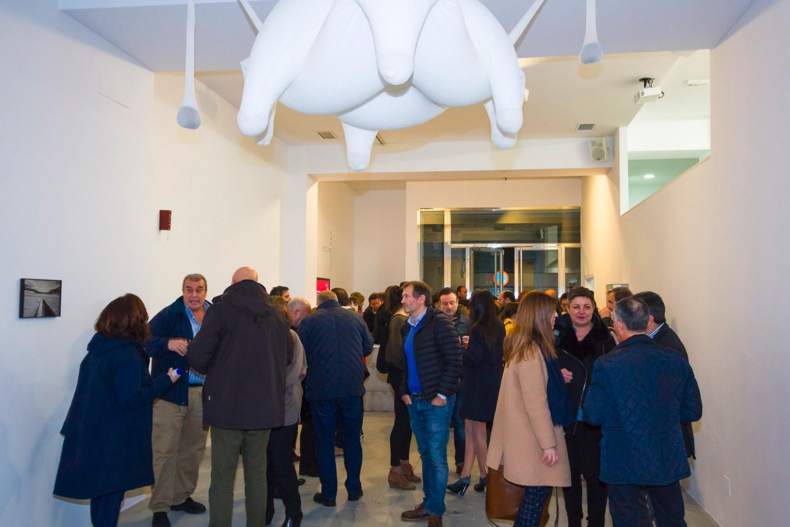 Inauguración Specchio Paulo Reis